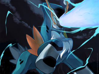 Cobalion - The majestic leader by nganlamsong