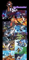 We are mega pokemon