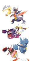 Mega Pokemon