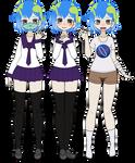 Kisekae: Earth Chan [+EXPORTS]