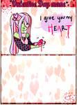 Valentine Meme: Lady