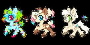 Pony Revamps