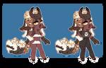 ICC Custom: Chocolate Trio