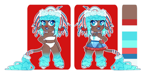ICC Custom: Mint Fusion by oreorc