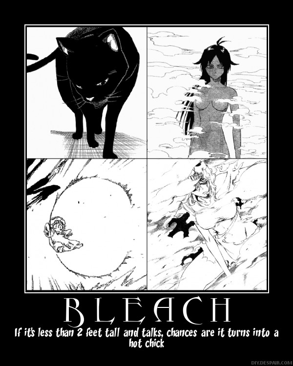 Motivational Posters, Anyone? - Page 6 Bleach_Demotivator_by_CrabPope