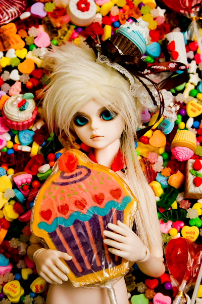 Candy Holic by xxpo0k13x