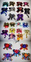 AX2011 Mini Origami Clips