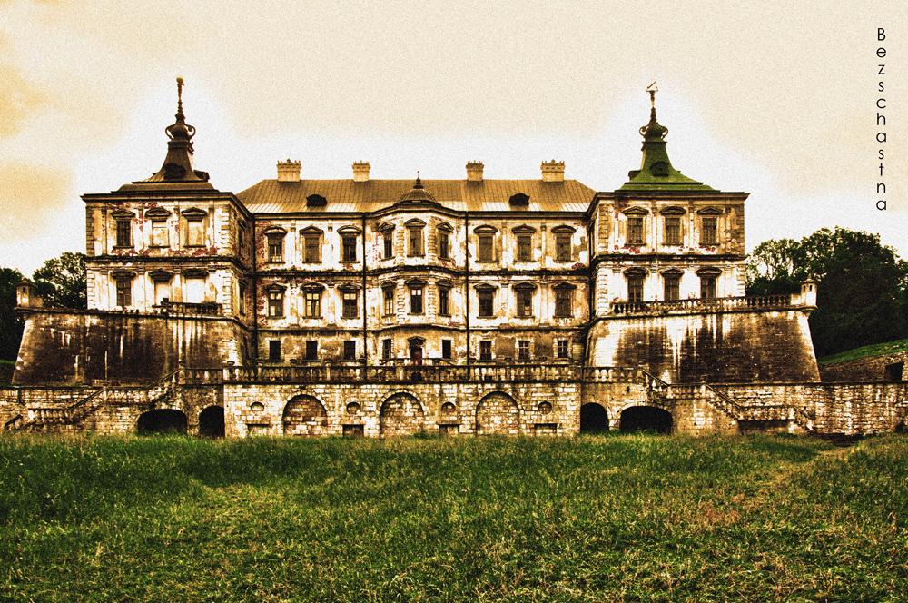 Podgoretskiy Castle by Ulianna2014
