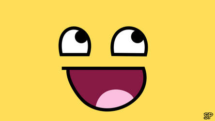 Awesome Face HD Wallpaper (Improved)