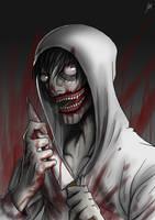 Jeff the Killer by Levi-San004