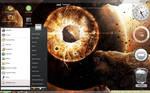 vista menu on ubuntu linux