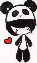 panda by xXMiDoRiXx