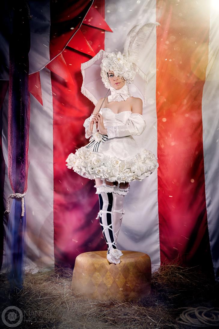 Doll- Kuroshitsuji Book of Circus by HarukoHosokawa