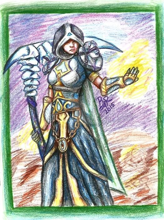 My guild - Priest by Luthienne88