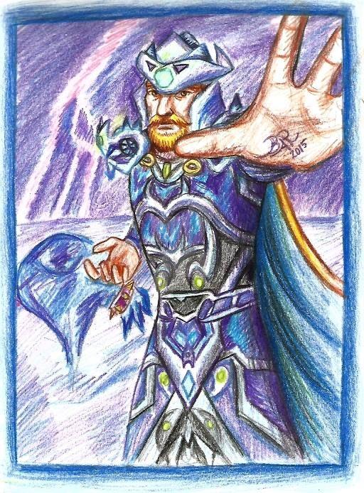My guild - Warlock by Luthienne88