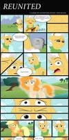 Reunited (An Original MLP Comic) by faitheverlasting