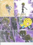 The Little Mermaid rp scene pg. 5