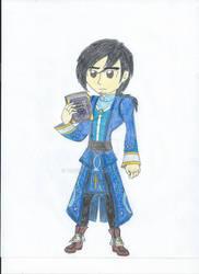 Haru, the Xiaolin Sorcerer