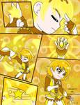 Isamu/Cure Holy henshin pg 3