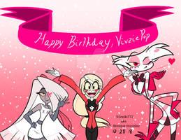 Happy Birthday, Vivziepop