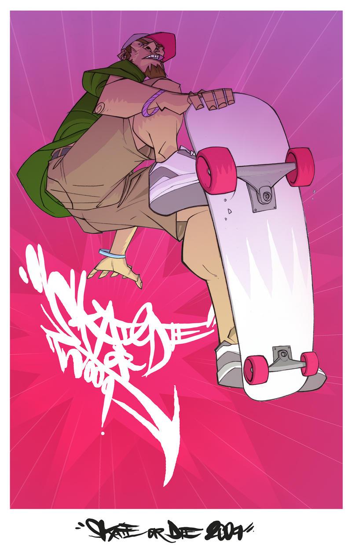 Skate or Die 2k9 by chriscopeland
