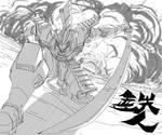 Iron SHogun Iron Man