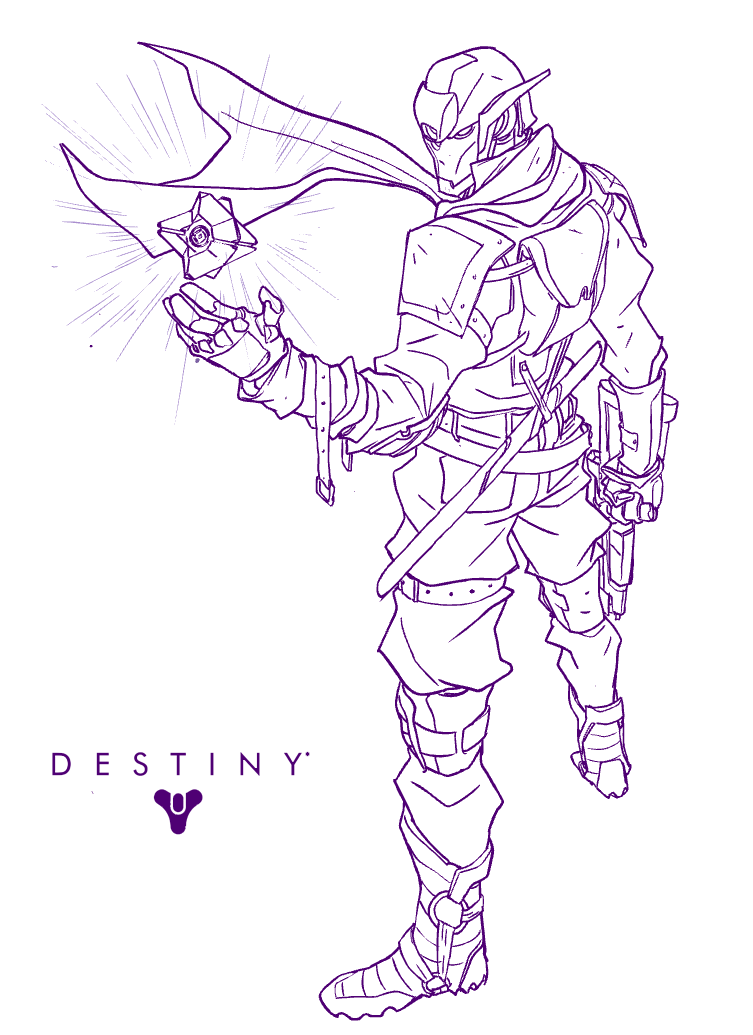 Destiny by chriscopeland
