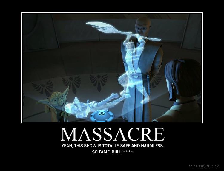 Massacre by jswv