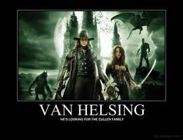 Van Helsing Demotivational by jswv