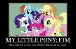 My little Pony Fim Motivational