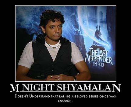 M. Night Shyamalan Motivational