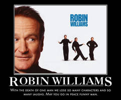 Robin Williams Motivational