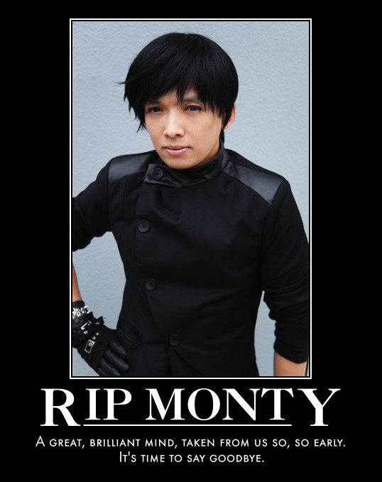 RIP Monty Oum by jswv