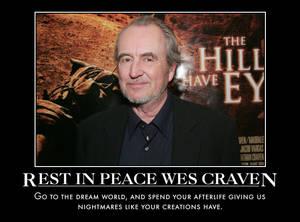 Wes Craven Memorial Motivational