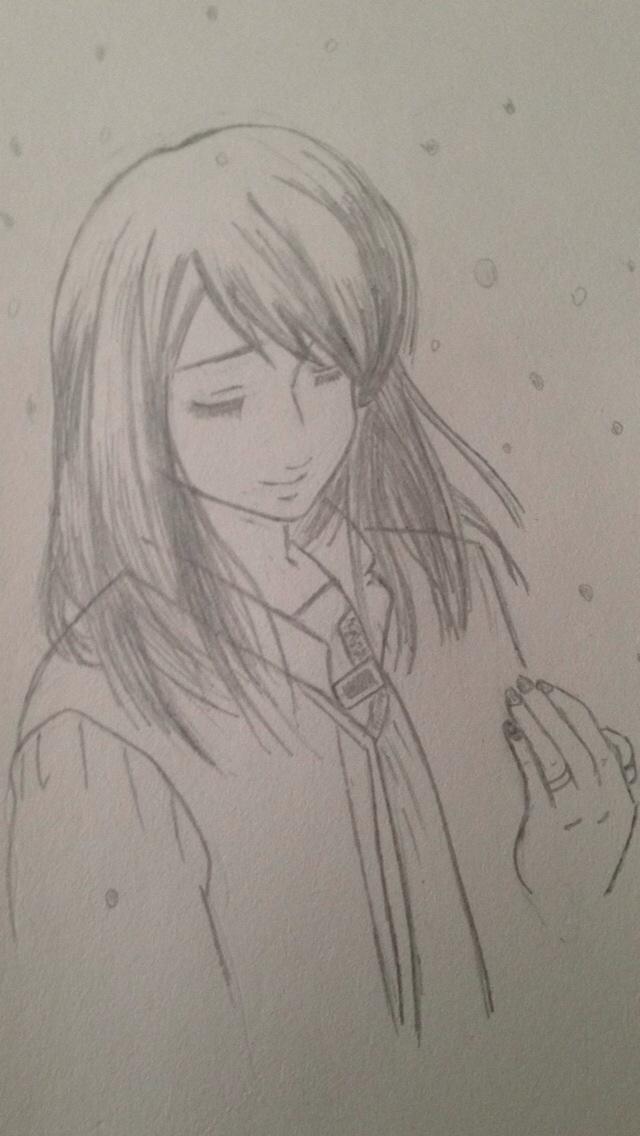 Anime Art by cloudedumar