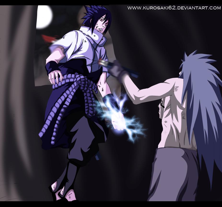 uchiha madara vs sasuke - photo #8