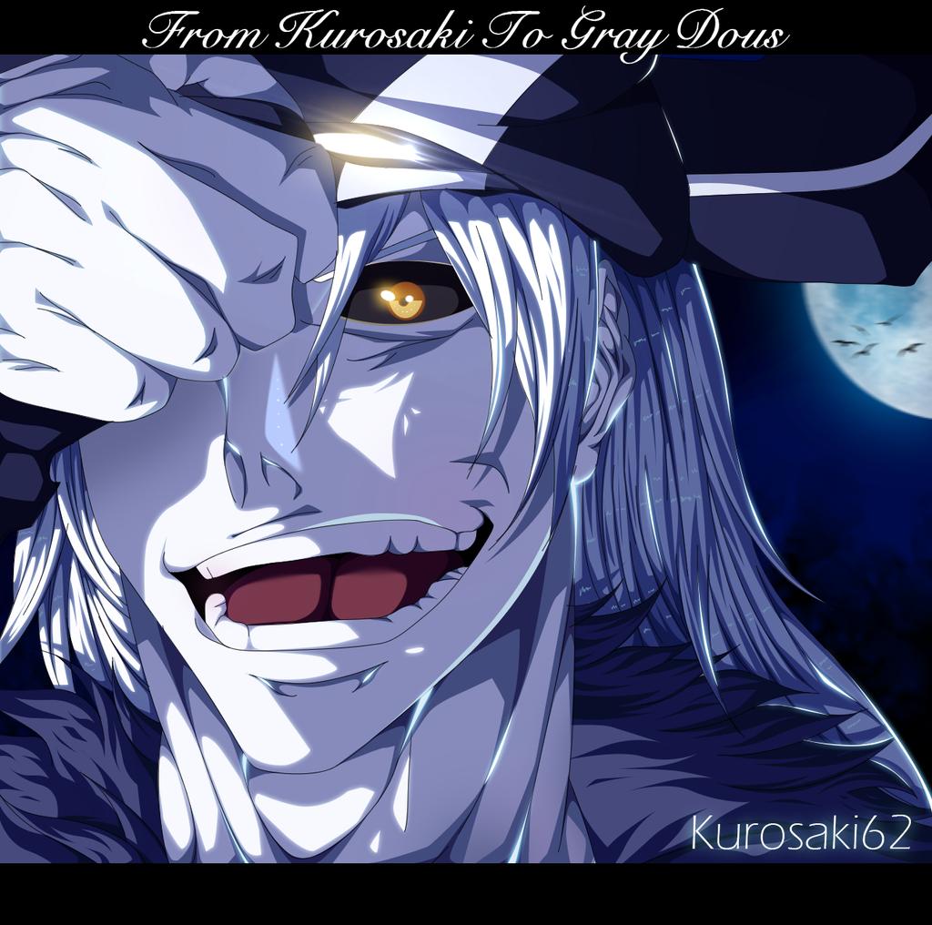 Hollow Ichigo Gift By Kurosaki62 On DeviantArt