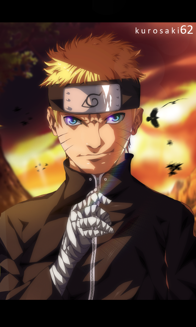 Naruto - The Last Movie by kurosaki62
