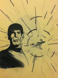 Spock by dogfan54