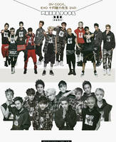 [RENDER/PNG] EXO MEN'S STYLE PNG PACK 24P by tauotauomaker