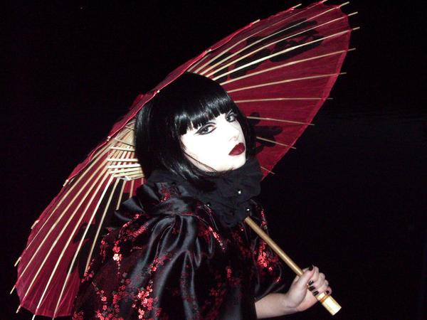Gothic Asian 80