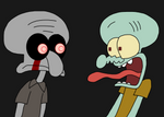 (AT) squidward suicide meets squidward