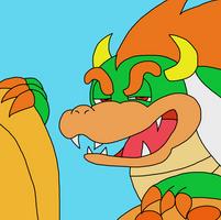 Hotel Mario - Bowser's Laugh