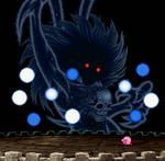 Avatar Of Evil Vs Kirby (sprite)