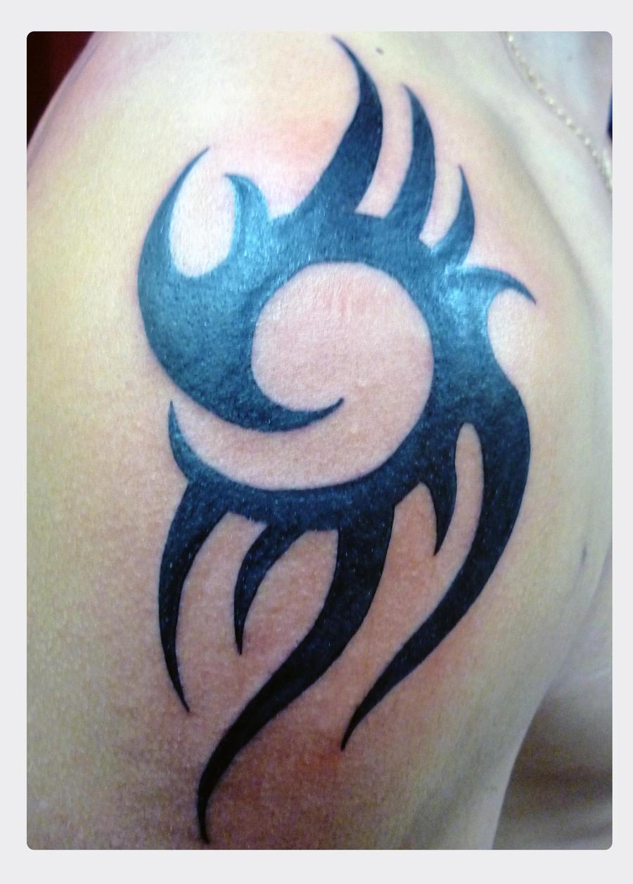 Tribal-Tattoos shoulder_tribal_tattoo_by_jotatr3s