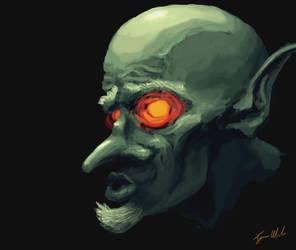 Goblin Man by MindCraft