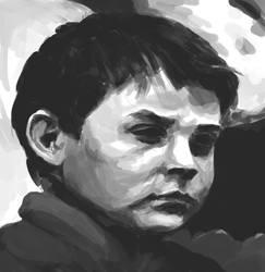 Portrait 00 by MindCraft