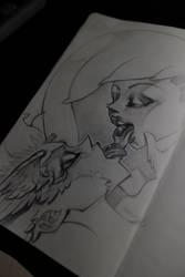 Rough Sketch by MarcoGuaglione