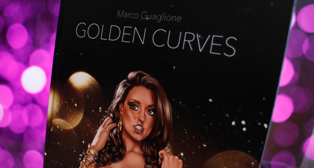 Marco Guaglione - Golden Curves book project by MarcoGuaglione