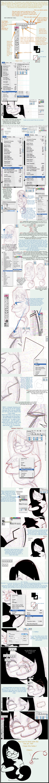 Lineart Tutorial Part Deux by Vashtastic